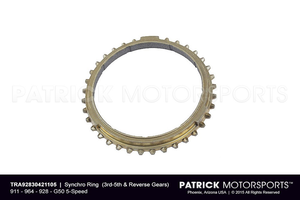 Synchro Ring - 911 - 964 - 928 - G50 5 Speed