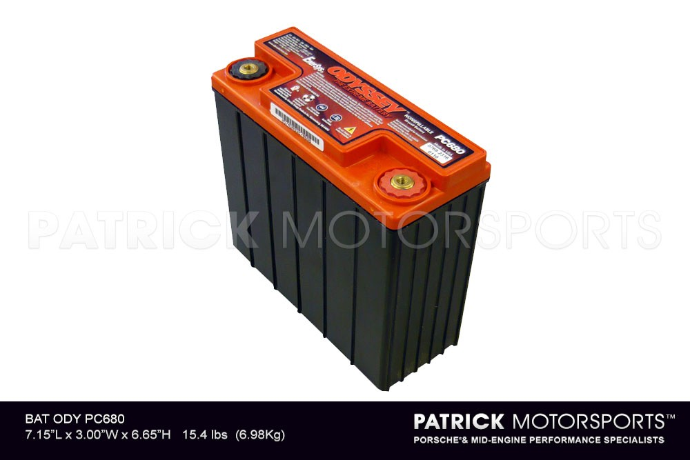 Battery Odyssey PC680
