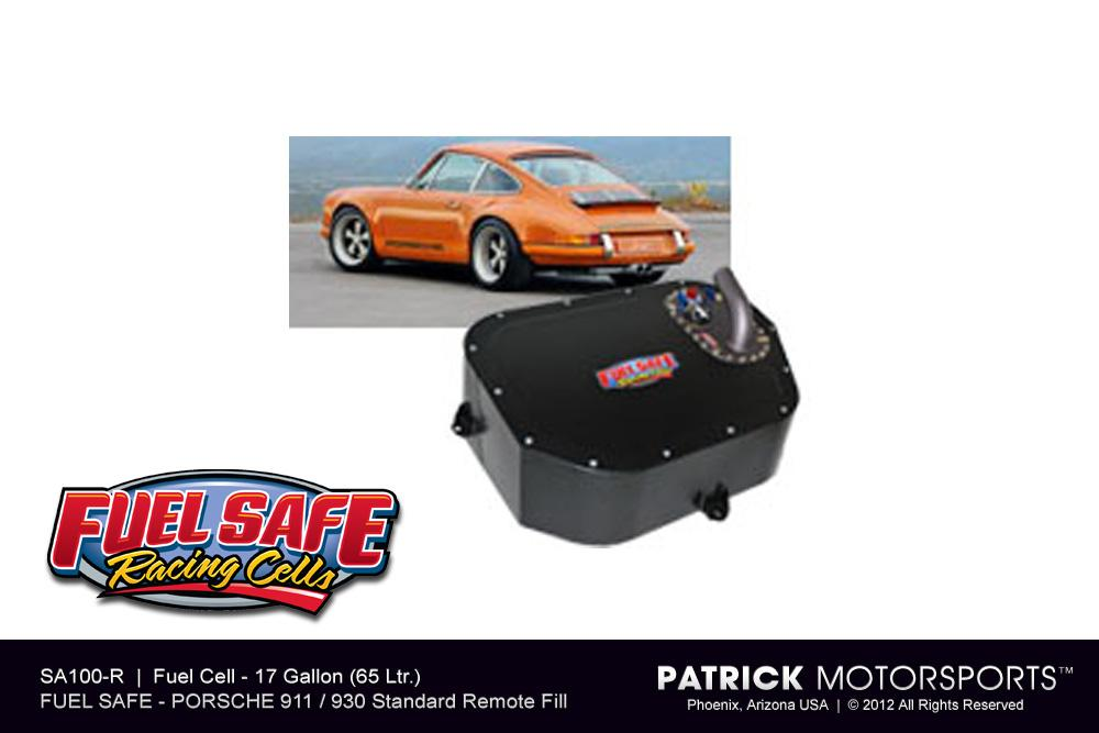 Fuel Tank Cell - 911 / 930 Remote Fill 17 Gallon FUEL SAFE