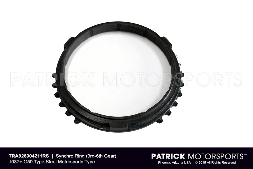 Synchro Ring (3rd-6th Gear) - Steel Motorsports Type