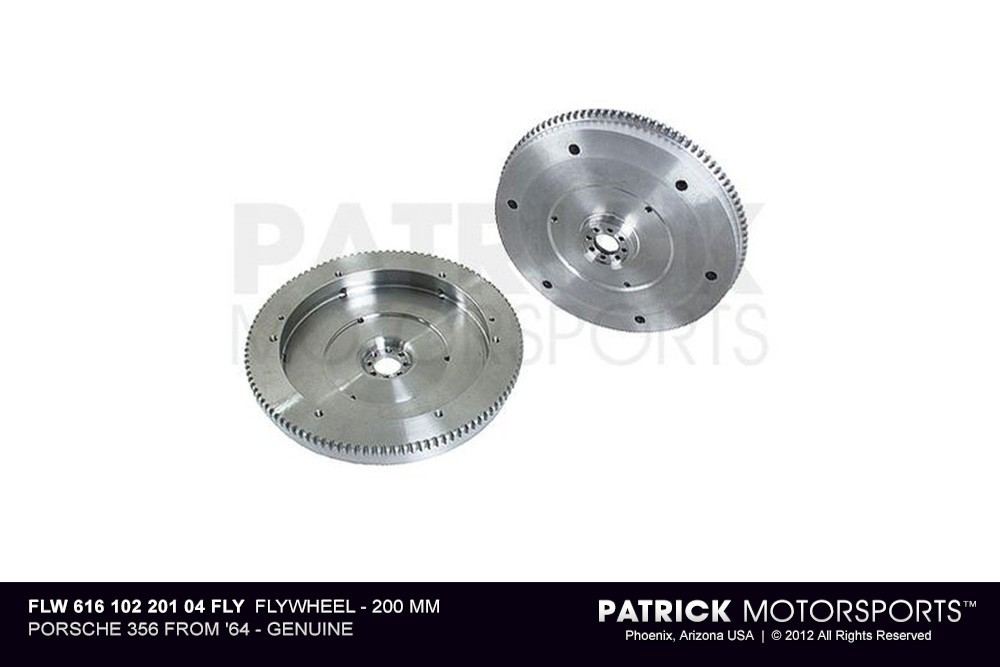 Flywheel Porsche 356 200mm