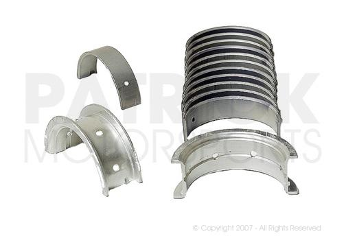Engine Main Bearing Set (Standard) - (1975-1977) PORSCHE 911 - (6 Bolt Crankshaft)