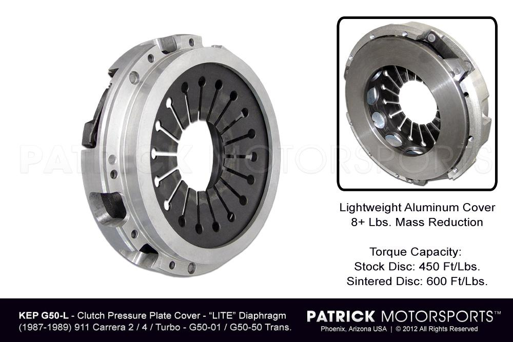 Clutch Pressure Plate - 240mm - G50 / G50-50 - Sport / HD Light Diaphragm