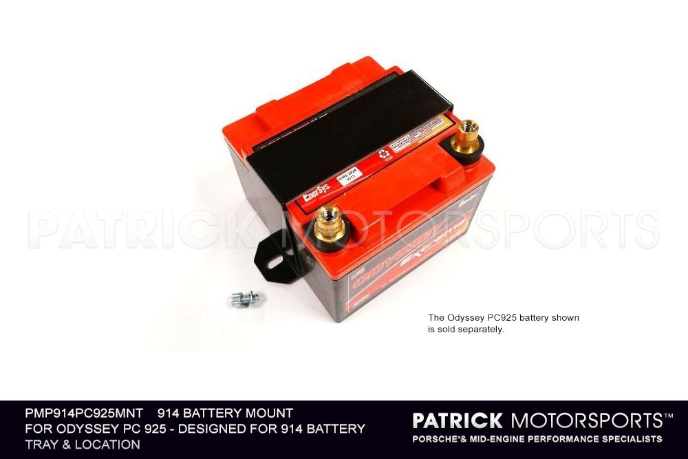 914 BATTERY MOUNT PC925