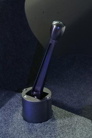 911 Turbo - 930 Short Shifter - Black Anodized