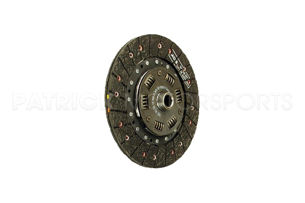 Clutch Friction Disc - 215mm - Spring Torsion Hub