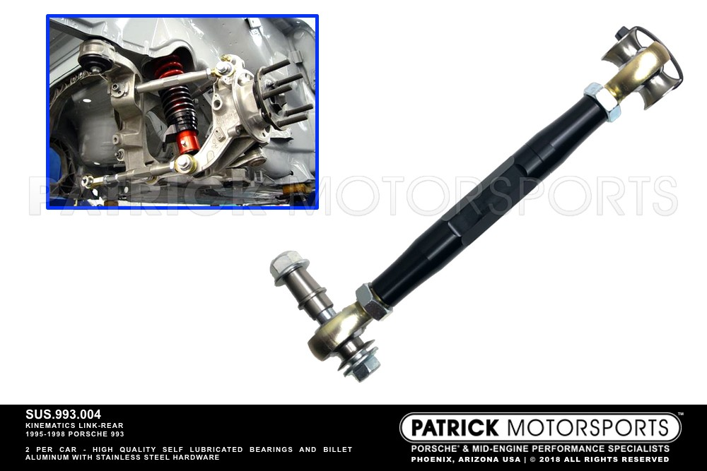 Camber Link Rear Suspension 993