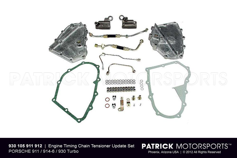 Engine Timing Chain Tensioner Update Retrofit Set 911 - 930