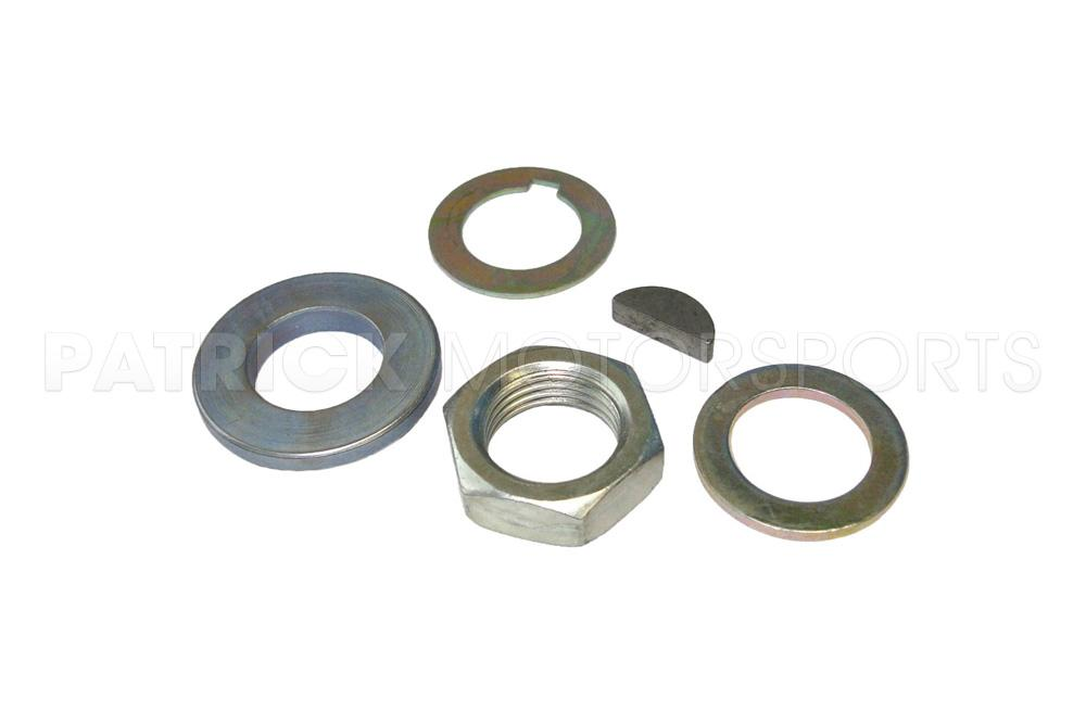 Alternator Pulley Nut Kit (1982-1989) 911 / 930 Turbo / (1982-1983) 928