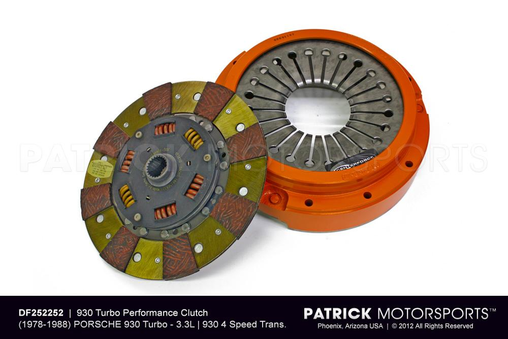 Centerforce Clutch Set - PORSCHE 930 Turbo / 3.3L / 930 4 Speed Transmission - 240mm