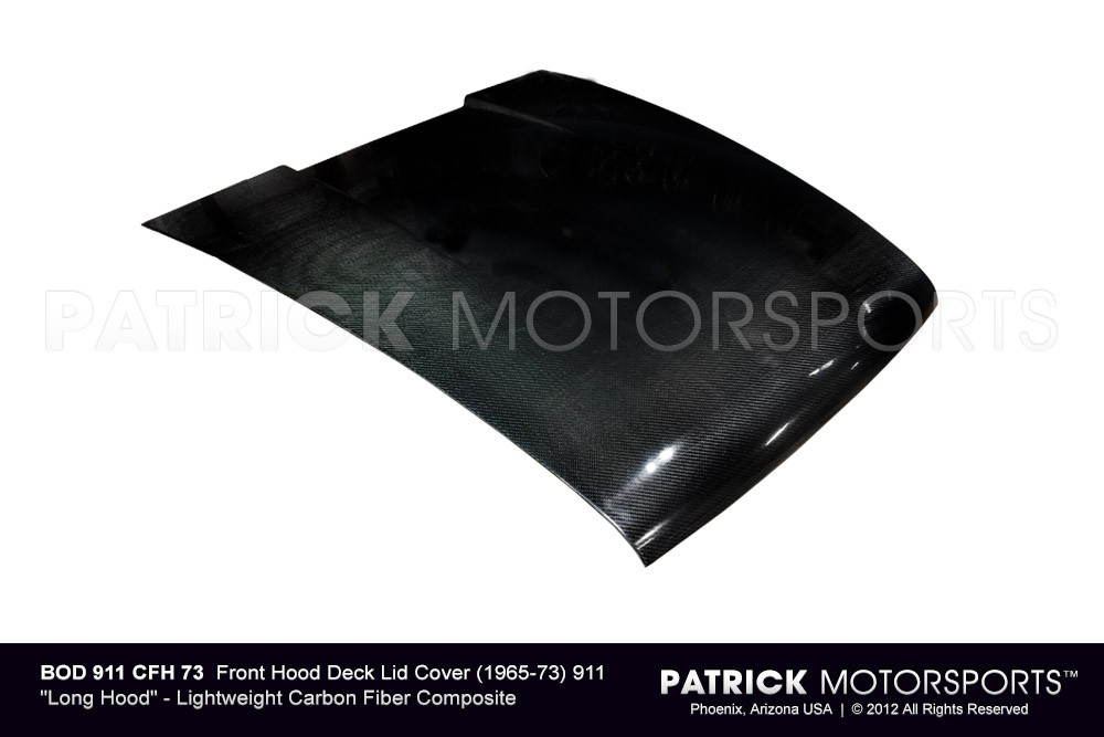 Front Hood Deck Lid Cover - (1965-1973) 911