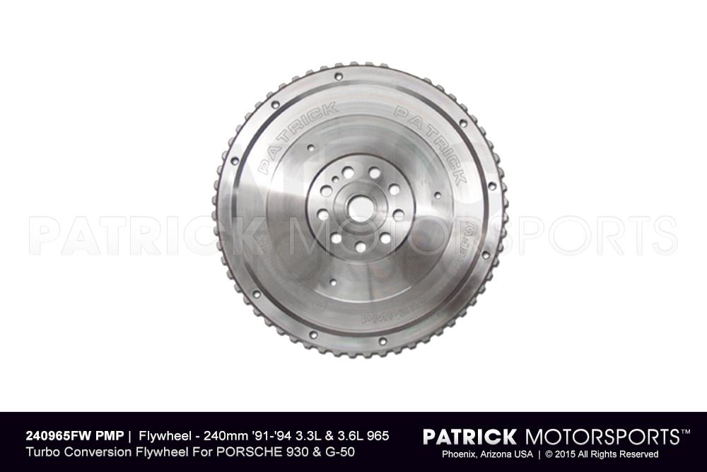 FLYWHEEL - 240MM '91-'94 3.3L & 3.6L 965 TURBO CONVERSION