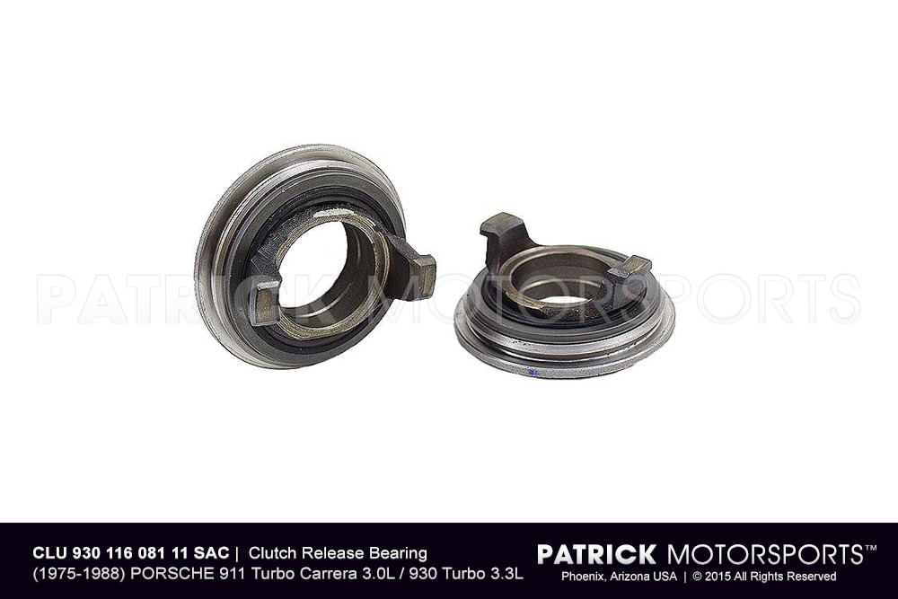 Clutch Release Bearing - (1976-1988) PORSCHE 911 Turbo Carrera 3.0L / 930 Turbo 3.3L