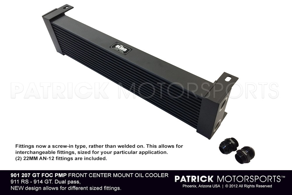 Front Center Mount Oil Cooler - 911 RS - 914 GT