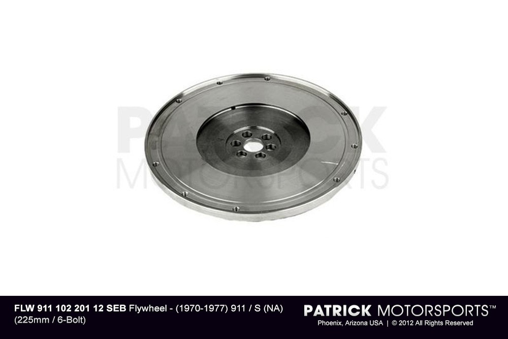 Flywheel Porsche 911 - 225mm - 6 Bolt