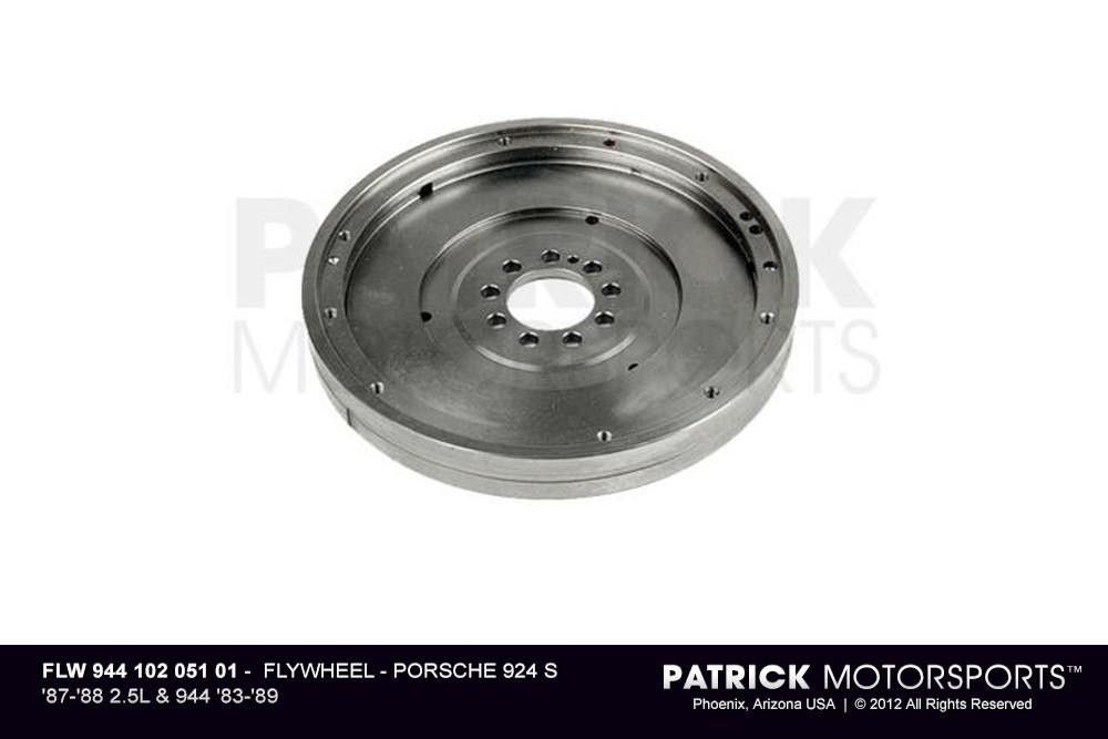 Flywheel Porsche 924 - 944