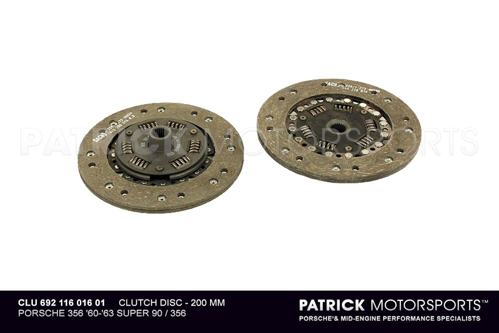 Clutch Disc 356 - 200mm