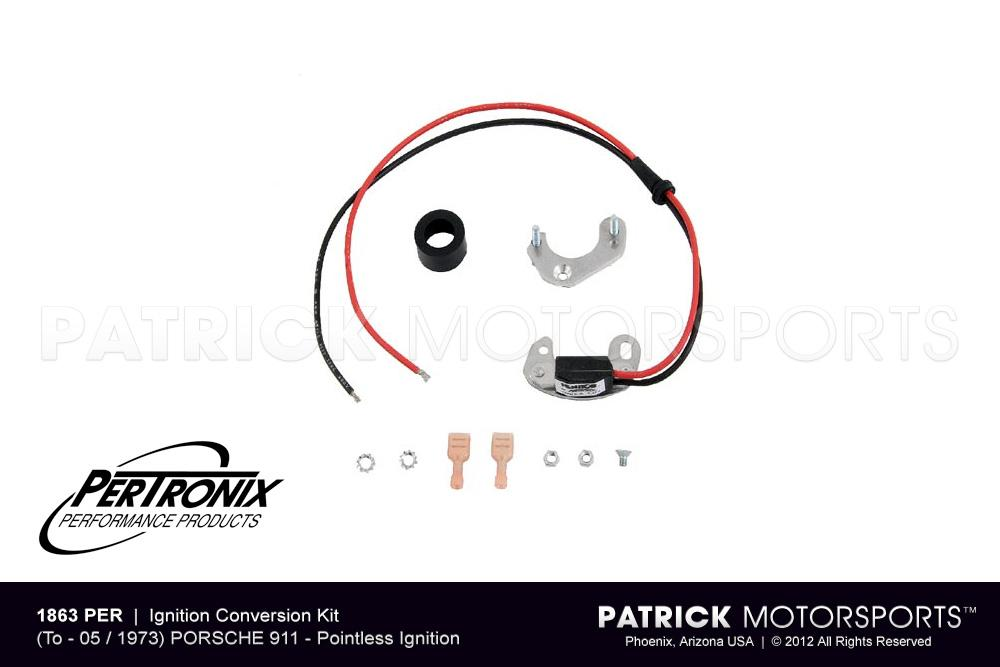 Ignition Conversion Kit - Pointless Ignition - (To MY - 05/1973) PORSCHE 911