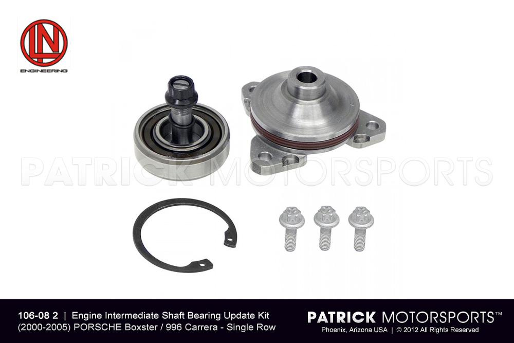 IMS Update Kit (Intermediate Shaft Bearing) - Single Row - PORSCHE 996 Boxster