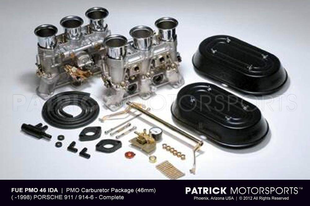 PMO Carburetor Package (46mm) - ( -1998) PORSCHE 911 / 914-6