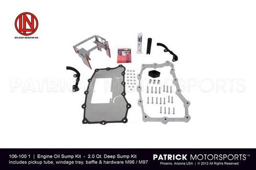 Engine Oil Sump Kit (+ 2.0 Qt. Deep Sump Extension)