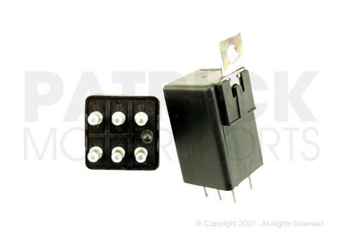 Relay - Switch Unit - Engine Electrical - DME / Fuel Pump