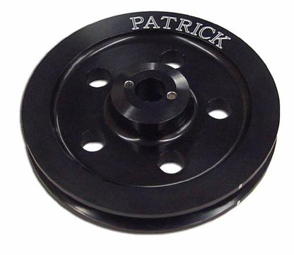 Engine Crank Pulley - 993 Single Belt Crank RS / RSR Type