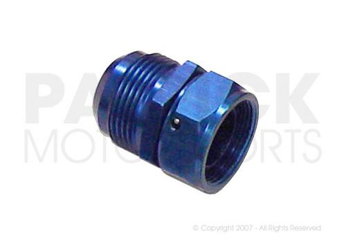 Engine Oil Adapter Union Fitting AN-16 Male To 30MM Female