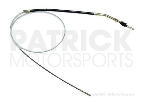 Clutch Releaser Cable - 911 930