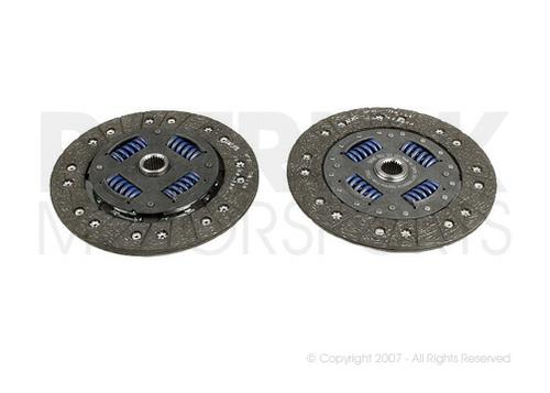 Clutch Friction Disc - 964 / 993 / 996 Turbo / 997 Turbo / Euro RS / GT3 / GT3 RS