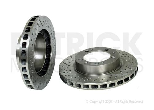 BRAKE DISC - RIGHT FRONT - PORSCHE 993 CARRERA 2 / 4