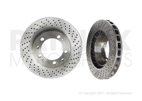 BRAKE DISC - LEFT FRONT - PORSCHE 993 CARRERA 2 / 4