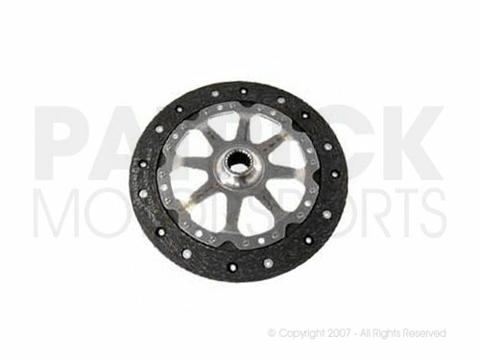 Sport Clutch Disc - Solid Hub - 996 997 986s Boxster S