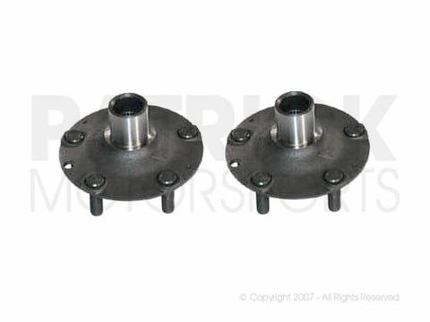 WHEEL HUB SET - REAR - PORSCHE 911