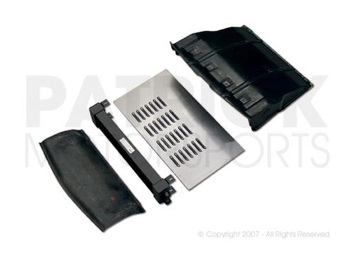914-6 GT (M491) Front Center Mount Oil Cooler & Shroud Set