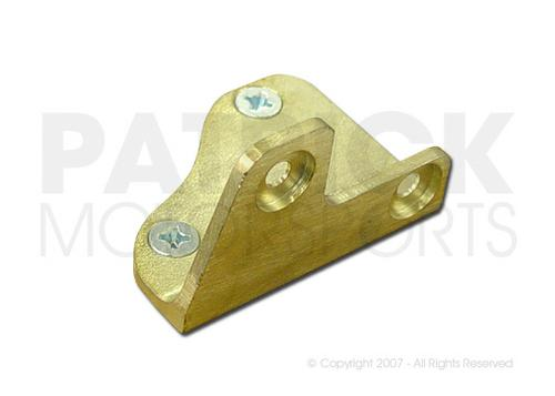 Adapter Bracket Kit for Clutch Cable Pulley Housing Bearing Bracket