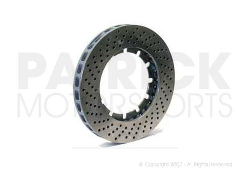 BRAKE ROTOR - RIGHT FRONT - PORSCHE 911 TURBO '78-'80