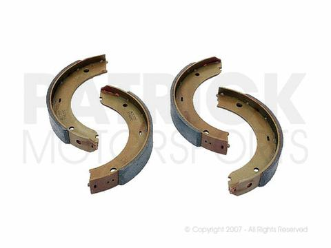 Parking Brake Lining Shoe Set - 911 / 924 / 928 / 930 /944 / 968 / 996 / 997 / Boxster / Cayman