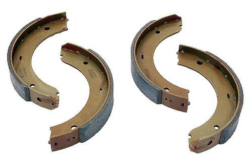 Parking Brake Shoe Set - (1997-2004) PORSCHE Boxster