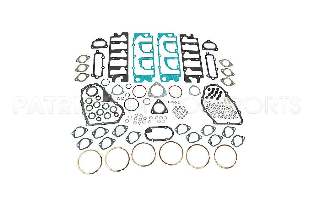 Engine Gasket Set - Cylinder Heads - 911 Carrera 3.2L Wrightwood Racing