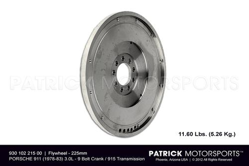 Flywheel Porsche 911 SC - 915 - 225mm