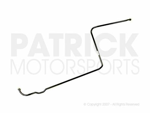 911 - 930 Oil Pressure Return Pipe from Oil Thermostat to Front Cooler Return Line
