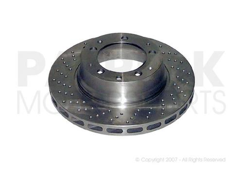 Brake Disc Rotor Porsche Left Rear 911 / 930