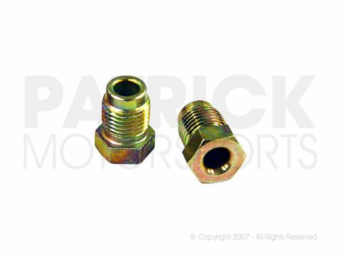 Brake Tube Nut Fitting - M10x1