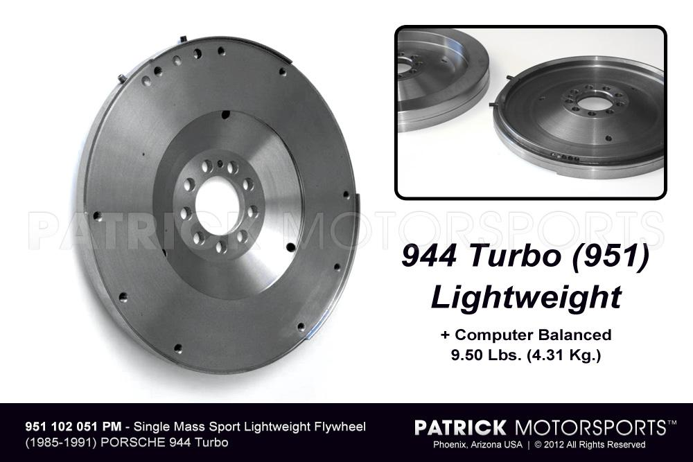 Flywheel Lightweight Porsche 944 Turbo