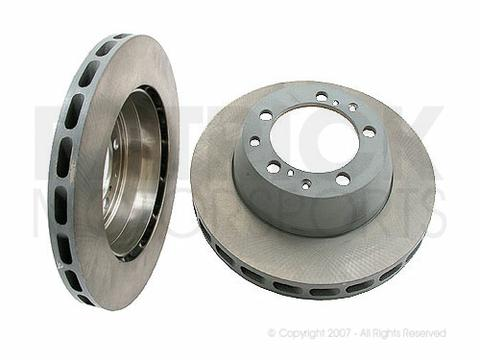 BRAKE DISC - REAR RIGHT - PORSCHE 964