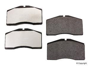 Brake Pad Set - Front - (1996-1998) PORSCHE 993 Carrera 4S & 993 Turbo