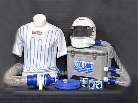 Cool Shirt Pro Air & Water System - 24 Quart