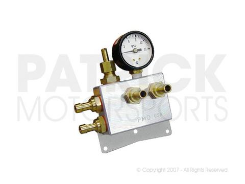 Fuel Pressure Regulator - PMO - Barbed Fittings