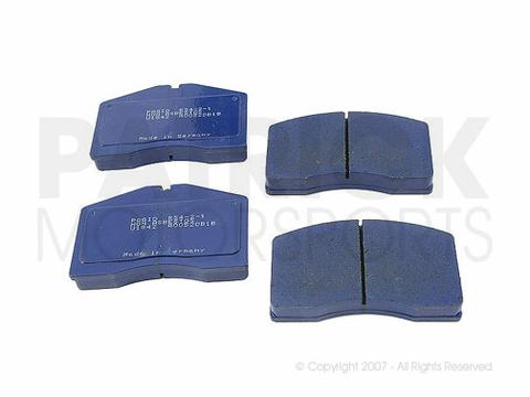 Disc Brake Pad Set - Front 964 / 993 Turbo / 928 GTS